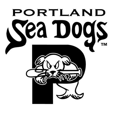 portland sea dogs portland sea dogs free vector 4vector