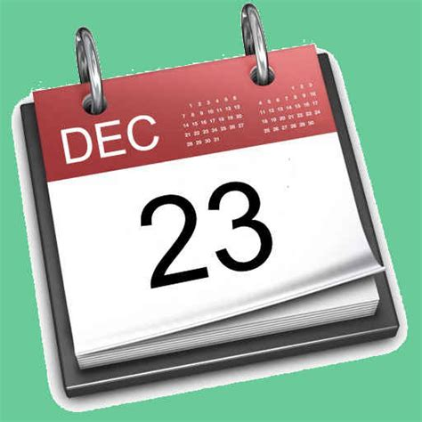 The Federal Deadline for January 1 Policies Is December 23!