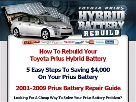 Toyota Prius Battery Replacement Cost Toyota Prius Battery Replacement Cheap Battery Option