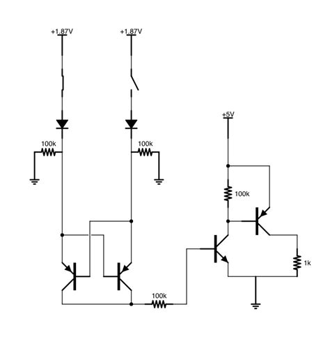 transistor nand gate schematic nor gate transistor level schematic nor gate inverter elsavadorla