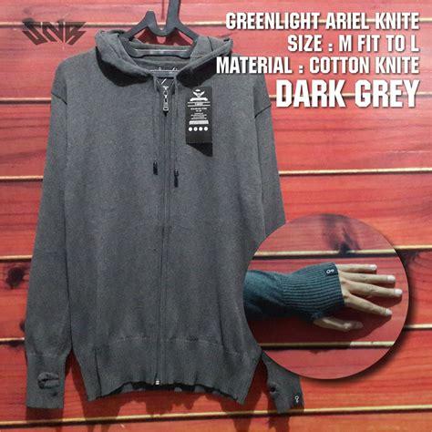 Rajut Ariel Navy jual jaket sweater greenlight ariel knite rajut label seventh shop