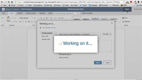 online tutorial microsoft word office 365 word online tutorial youtube