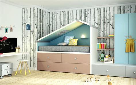 decorar habitacion cama nido camas nidos para dormitorios infantiles y juveniles