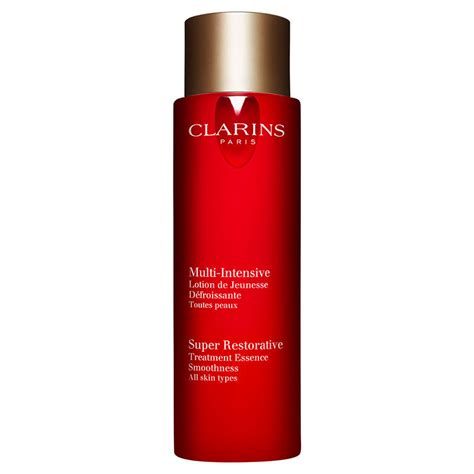 si鑒e clarins clarins multi intensive lotion restorative treatment