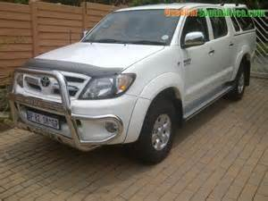 Cheap Used Cars For Sale In Durban South Africa 2008 Toyota Hilux Cab Used Car For Sale In Durban