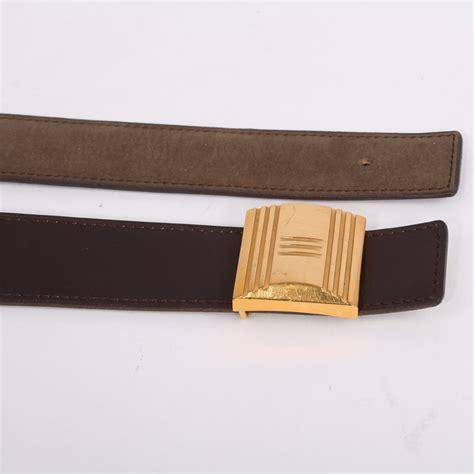 cadenas hermes occasion herm 232 s ceinture cadenas authentifi 233 e occasion