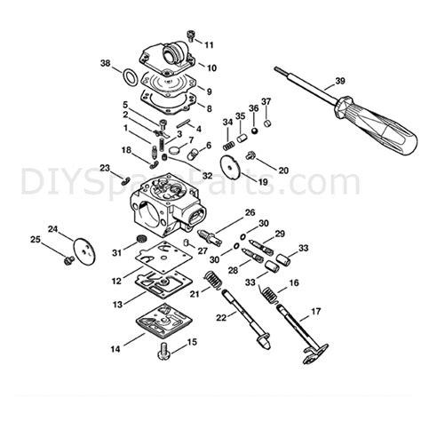 stihl ms 361 parts diagram stihl ms 361 chainsaw ms361 parts diagram carburetor hd 34a