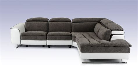 Gray Leather Sectional. Image Of Top Gray Sectional Sofa