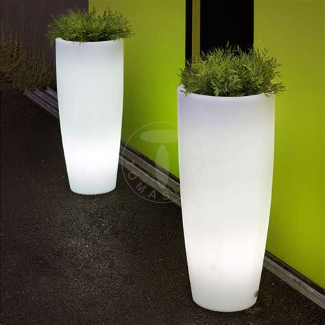 vaso luminoso da esterno illuminazione da esterno vaso luminoso bullet 40