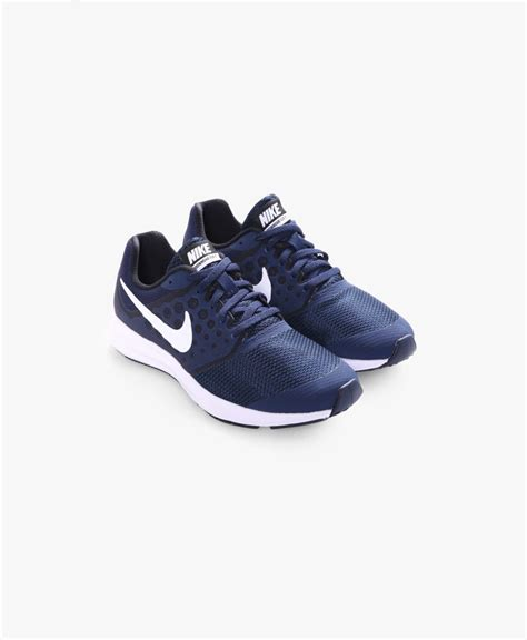 boys athletic shoes sale great discounts boys nike navy downshifter 7 running shoes