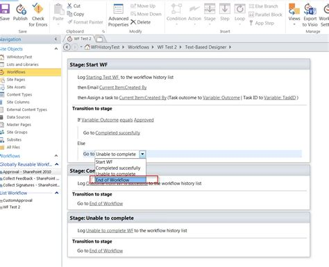 workflow for sharepoint 2013 stop workflow sharepoint 2013 collab365 community