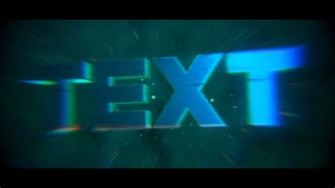 Glitch Blender Only Intro Template Free Download Free Blender Intro Templates