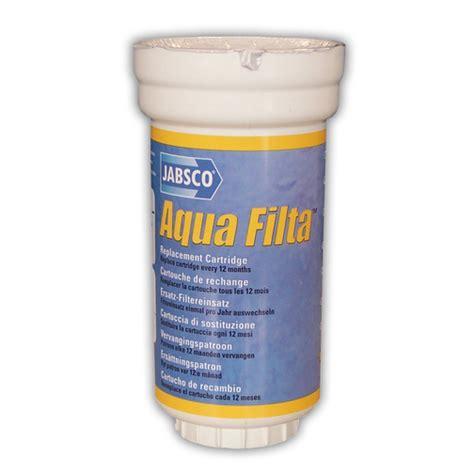 aqua refill jabsco aqua filta refill marine