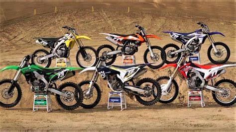 motocross bike brands best dirt bike for beginners how to choose your first
