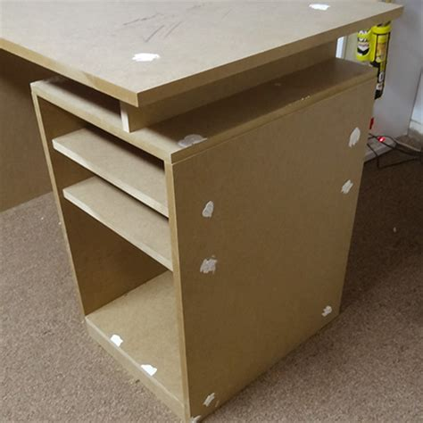 diy mdf desk diy mdf desk diy children s desk goodstuffathome diy