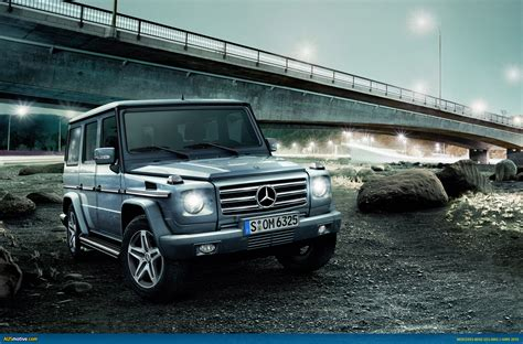 jeep wagon mercedes ausmotive com 187 aims 2010 mercedes benz g class
