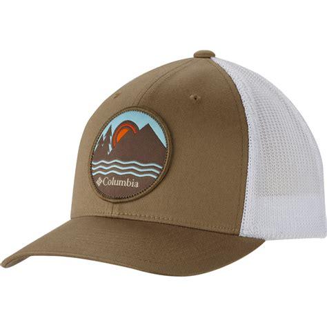 columbia mesh baseball hat backcountry