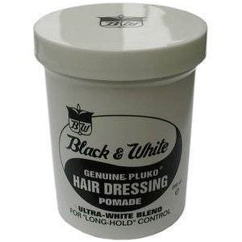 Pomade Black And White hair products for a gentleman s guide slicked back hair