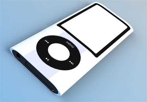 Cool Cad Drawings by Apple Iphone And Ipod In 3d Grabcad Blog
