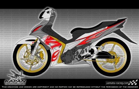 design cover set motor aprillia tiger on lc by zulkapan on deviantart