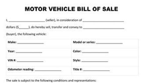 Printable Sle Motorcycle Bill Of Sale Form Laywers Template Forms Online Pinterest Motorcycle Bill Of Sale Template Free