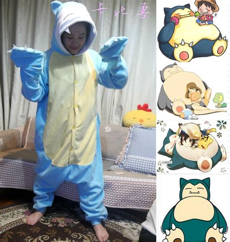 Piyama Anak Animal Abu buy grosir snorlax kostum from china snorlax kostum