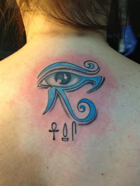horus eye tattoo images designs