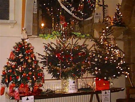 st giles church s christmas tree festival home page