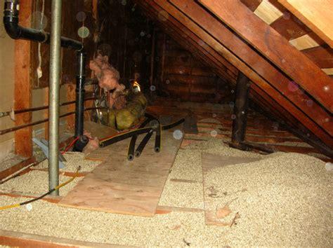 the room found found space in attic stashvault