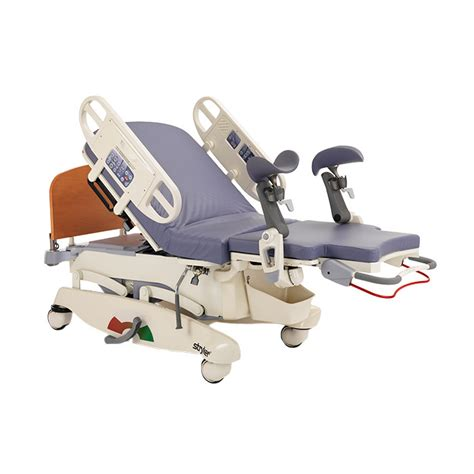 stryker beds stryker ld304 birthing bed diamedical usa