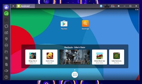 Android Emulator For Pc by 7 Best Android Emulators For Windows 2017 Beebom