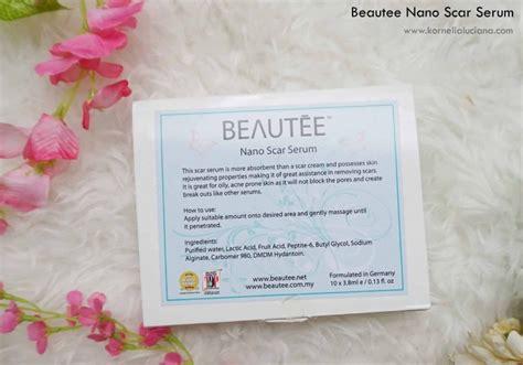Serum Nano Scar beautee nano scar serum til cantik