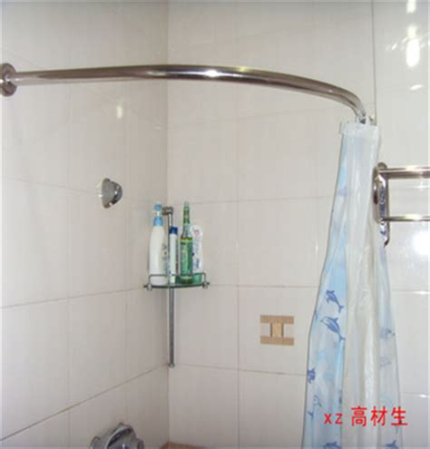 Cheap Curved Shower Rod by How To Measure For Shower Curtain Rod Curtain