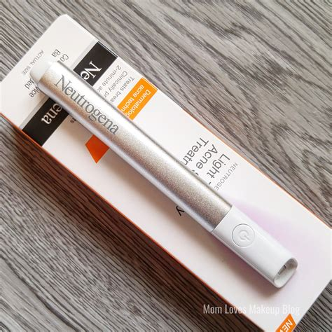 light therapy acne spot treatment reviews makeup neutrogena light therapy acne spot