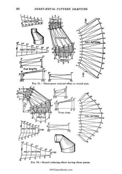 practical pattern making pdf sheet metal pattern drafting fundamental principles and