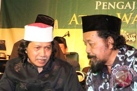 Buku Atlas Wali Songo Agus Sunyoto Pr atlas wali songo foto antara news