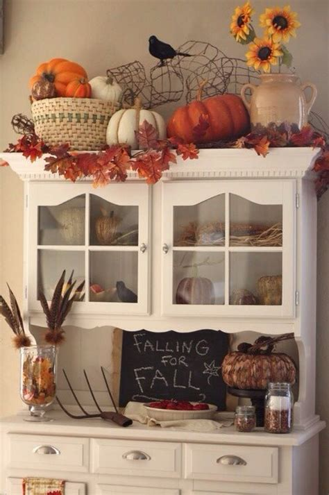shabby chic fall home decorating ideas pinterest