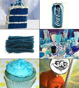 blue food 29 best images about percy jackson on neon cupcakes tomato vegetable and