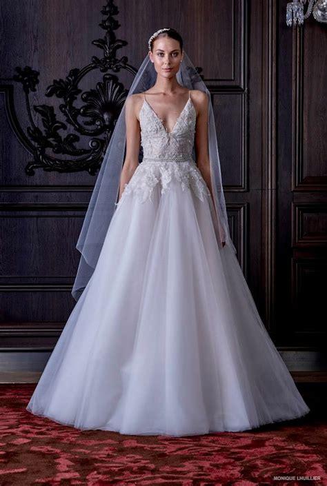monique lhuillier bridal monique lhuillier 2016 spring summer wedding dresses