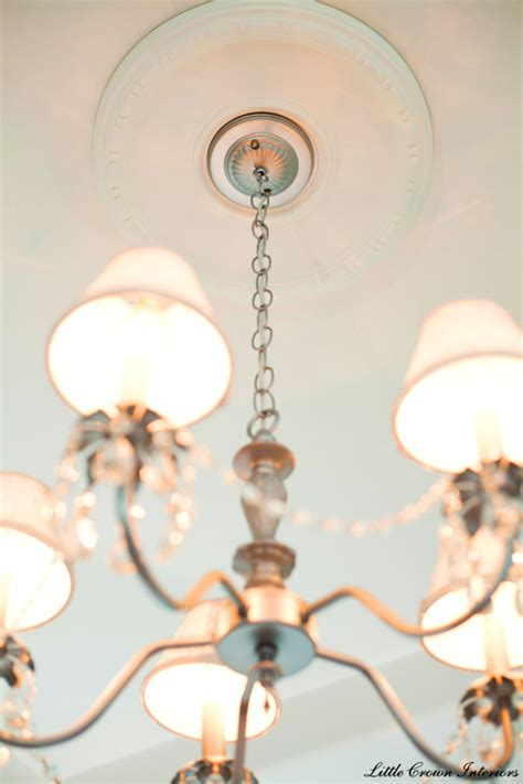 Chandelier For Baby Room by Laila Ali Designer Nursery Reveal
