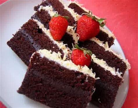 350 Resep Cake Kue Roti resep brownies kukus coklat keju praktis satu resep