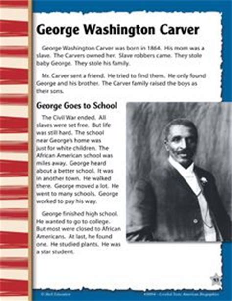 george washington biography education 1000 images about african american history month on