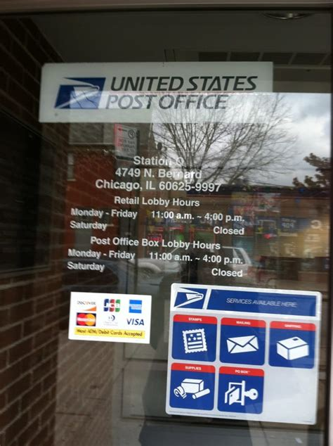Post Office On Kedzie by Usps Post Offices Albany Park Chicago Il United