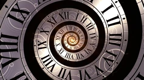 spiral clock face cool stuff pinterest examining series 8 s new title sequence doctor who tv