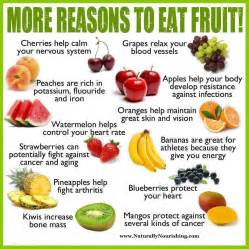 more reasons to eat fruit naturally nourishing