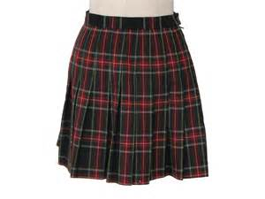 1980s sue mills plaid mini skirt 80s sue mills womens