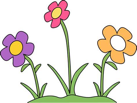 garden flowers clip flower garden clipart png clipartsgram
