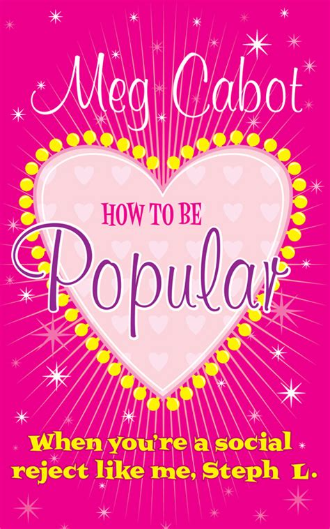 Novel How To Be Populer Meg Cabot how to be popular meg cabot wiki fandom powered by wikia