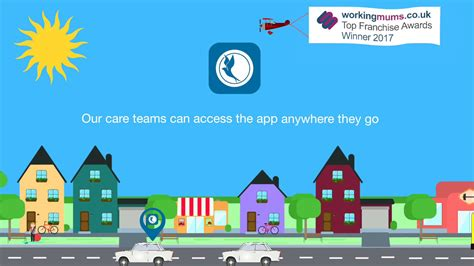 local home care provider launches innovative app for care