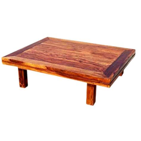 low table santa cruz traditional low height coffee table